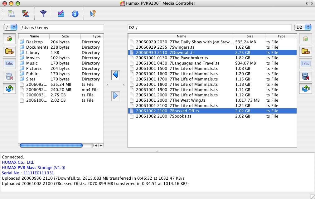 libusb / Re: [Libusb-devel] libusb Mac OS X Universal ...